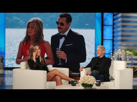 Jennifer Aniston on Adam Sandlers Questionable Wardrobe