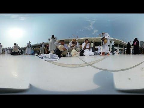 Η Σαυδική Αραβία ανοίγει τα σύνορα στους Καταριανούς προσκυνητές