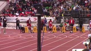Video 2019 Texas UIL State Meet 6A 100m Dash — Matthew Boling 10.13 (Wind Legal +1.3 m/s) MP3, 3GP, MP4, WEBM, AVI, FLV Mei 2019