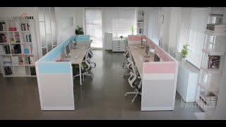 video thumbnail Mobilefurs FX2 Office Partition youtube