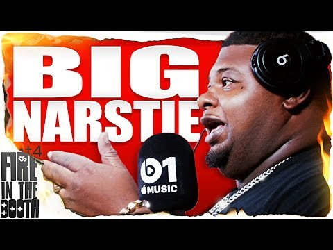 Big Narstie – Fire In The Booth pt4
