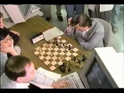 Nova - Kasparov Versus Deep Thought