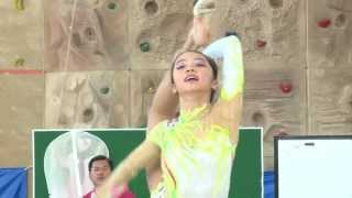 Raffles Girls School retain Rhythmic Gymnastics title