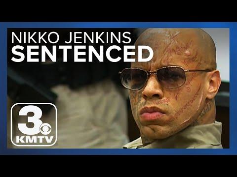 Nikko Jenkins sentenced to death