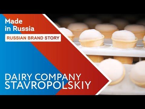 Познавательное видео омолочной продукции наканале Made inRussia