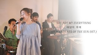 Video You Are My Everything - 태양의 후예 (Descendants of the sun Ost.) Cover by Tookta Jamaporn MP3, 3GP, MP4, WEBM, AVI, FLV November 2018