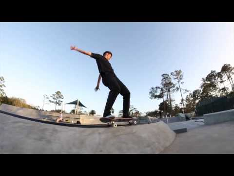 FIRST TUBE: Jax Beach Skate Park