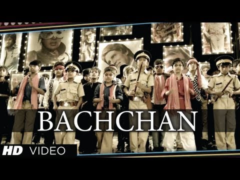 Give It Up for Bachchan (OST by Sukhwinder Singh)
