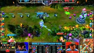 SKT T1 (Impact Jax) VS Royal (