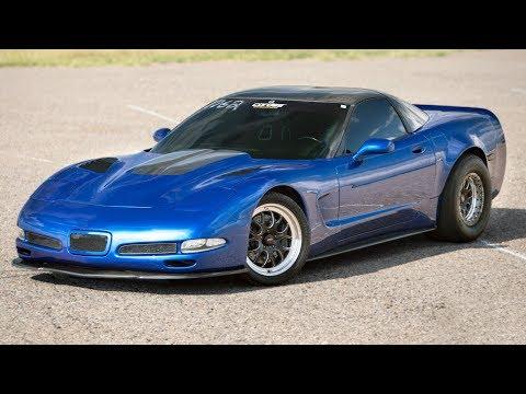 The ULTIMATE C5 Corvette - SO MUCH Carbon Fiber! (видео)