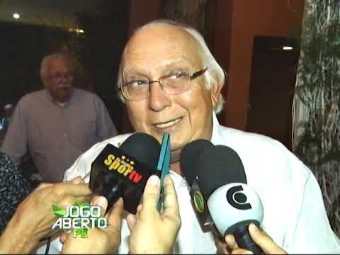 [JOGO ABERTO PE] Sport: Milton Bivar é o mais novo candidato à Presidência