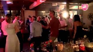 Hochzeit ♥ Heiraten im Fischers Fritz in Zürich - Hochzeits DJ Dubi