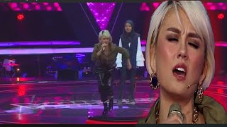 Video Agnez Mo Menyanyikan New Rules | Best Vocal | Keren Banget| Wow | Viral |The Voice Kids MP3, 3GP, MP4, WEBM, AVI, FLV Mei 2018