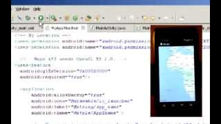 how to create simple app in android