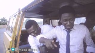 Lagos Bus Conductor Harasses Xtreme Comedian In Who Go Pay