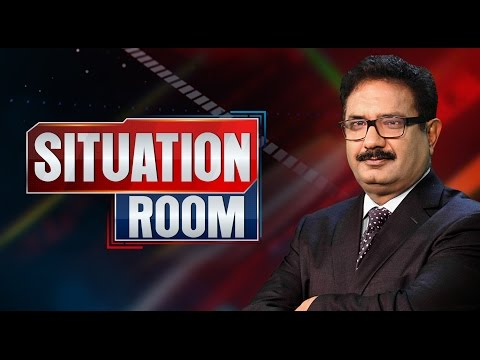 Situation Room (Exclusive talk with Hassan Nisar) | 27 November 2016 | 24 News HD