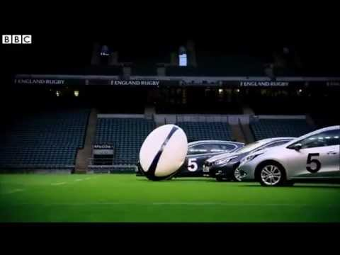 Top Gear: Rugby med bilar