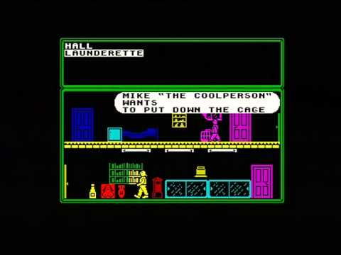 THE YOUNG ONES (ZX SPECTRUM - FULL GAME)