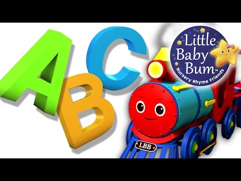 Abc - ABC Song | ABC Train Song | Nursery Rhymes | HD Version Learn the alphabet with the cute LBB train!