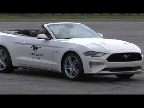 Ford Mustang: Die 10-Millionen-Marke wurde geknackt