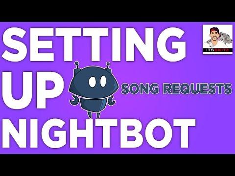 nightbot shoutout command