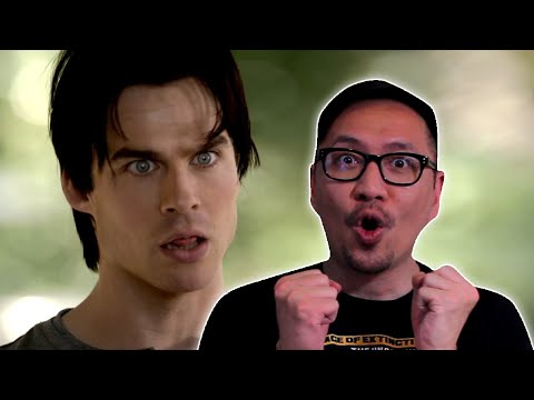 "The Vampire Diaries S2E6 Reaction and Review ""Plan B"""