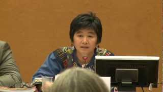 Forum on Business and Human Rights: Business operations affecting indigenous peoples - Part 1