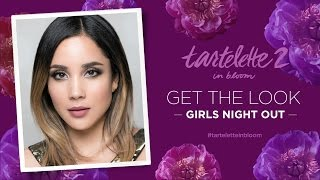 get the look: sultry style with tartelette in bloom