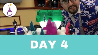 12 Days of Brilliance - Day 4 - Brilliant Hacking