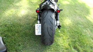 9. (FOR SALE) Sportster Wide Tire Conversion how to