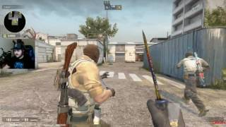 TEAM KILLING, AWESOME FANS, COUNTER STRIKE/OVERWATCH 1v1 STUFF w/Kootra