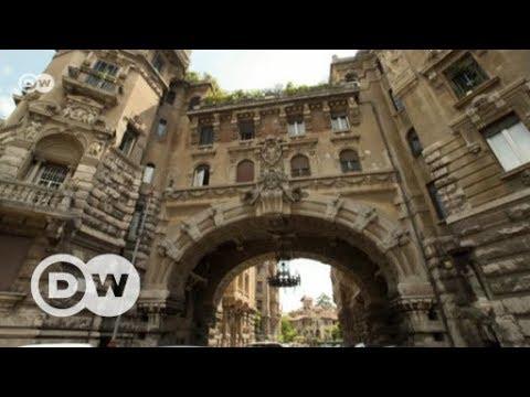 Rom - das Coppedè-Viertel | Europa mal anders - DW De ...