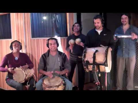 Afro-Colombian Rhythms Method, Vol. 1