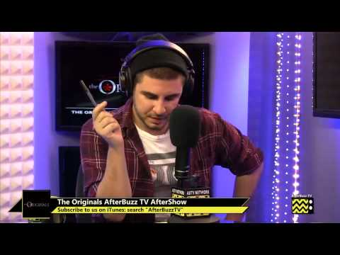 """The Originals After Show Season 1 Episode 3 """"Tangled up in Blue"""" 