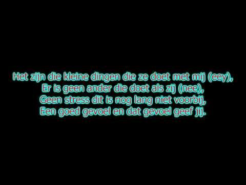 Dindin Ft. Mourad - Hoe Ze Doet Met Mij Lyrics/Songtekst (видео)