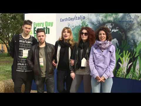 Intervista ai Fuoricontrollo @ Villaggio per la Terra