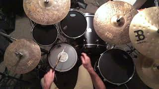 Paramore - That's What You Get - Bird's Eye Drum Cover