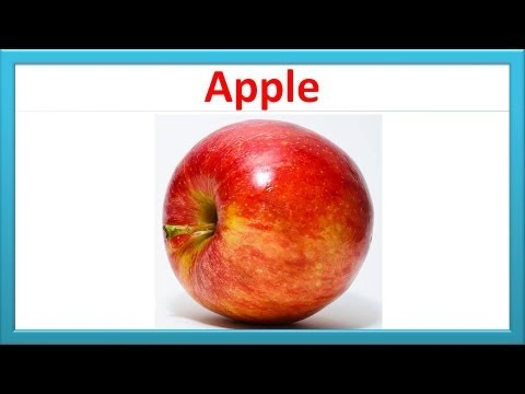learn fruit names - Learning Vegetables Names for Kids http://youtu.be/ns660yhclW4 Learning Fruit Names for Kids - Learning train fruits. train names of fruits. Watch yummy frui...