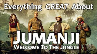 Video Everything GREAT About Jumanji: Welcome to the Jungle! MP3, 3GP, MP4, WEBM, AVI, FLV Mei 2018