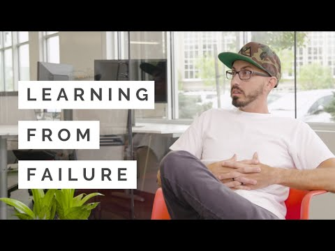 Business School of Hard Knocks: Learning from Failure