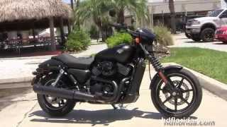 10. New 2015 Harley Davidson Street 750 Motorcycles for sale Plant City