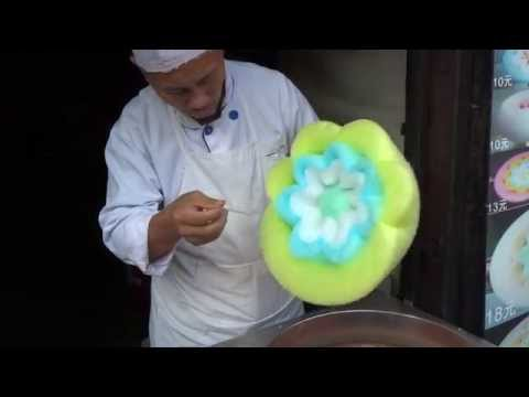 Crazy Cool Chinese Cotton Candy