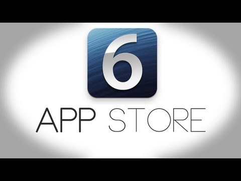 ios 6 App Store - Useful Links Our Website: http://GadgetSpot.tv Tom's Twitter: http://bit.ly/zP86PX GadgetSpot Twitter: https://twitter.com/#!/GadgetSpotTV Facebook: http://w...