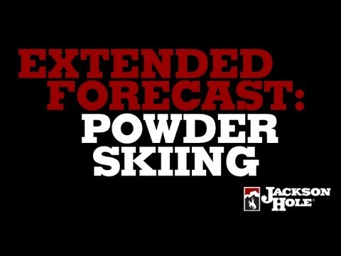 January Powdermonium | Jackson Hole