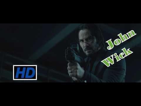 John Wick - (2014) John Wick Escape & Fights back HD