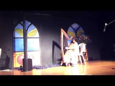 Legend Comes to Life - Celtic Harp (видео)