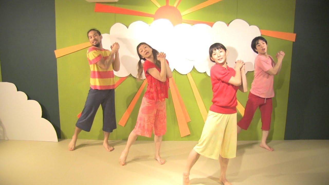 コンテンポラリー「フエフキ」ダンス