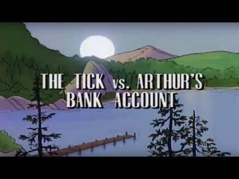 The Tick - Season 1 - Episode 13 - The Tick vs Arthur's Bank Account