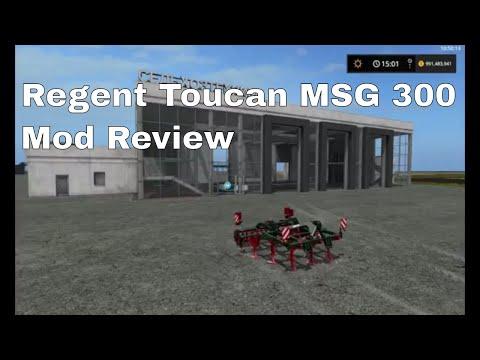 Regent toucan MSG 300 v1.0