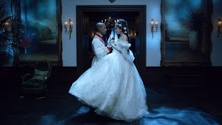 """Reincarnation,"" film by Karl Lagerfeld ft. Pharrell Williams, Cara Delevingne & Géraldine Chaplin - YouTube"